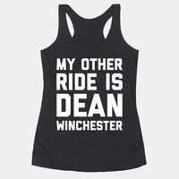 My Other Ride Is Dean Winchester