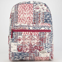 Billabong Wait And See Backpack White Combo One Size For Women 25713116701