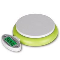5Kg Electronic Kitchen Scales Weigh Food Liquid and Common Goods
