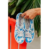 Blowfish Fruit Sneakers- Off White Saltwater Canvas