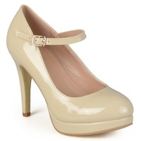 Journee Collection Women's Mary Jane Platform High Heels