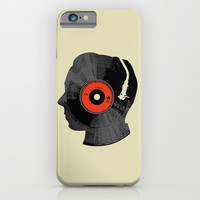 The Song In My Head iPhone & iPod Case by Budi Satria Kwan