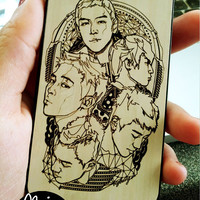 Bigbang Case (available in various devices)