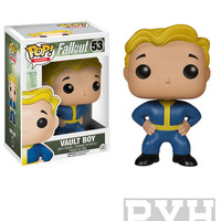 Funko Pop! Games: Fallout - Vault Boy - Vinyl Figure