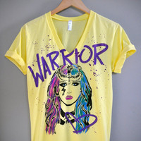 Kesha - WARRIOR T-Shirt (XS-XL)