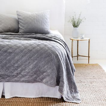Brussels Ocean Coverlets & Shams by Pom Pom at Home