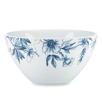Kathy Ireland Home by Gorham Nature's Song 6.25-Inch All-Purpose Bowl