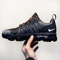 NIKE Air Vapormax Fashion New Hook Print Sports Leisure Air Cushion High Quality Men Shoes