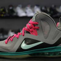 spbest Nike Lebron 9 Elite South Beach