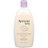Aveeno Calming Comfort Bath - 18 Ounce