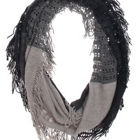 With Love From CA Ombre Infinity Scarf - Womens Scarves