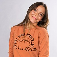 Not Your Pumpkin Long Sleeve