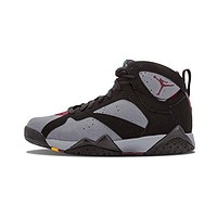 Nike Mens Air Jordan 7 Retro Leather Basketball Shoes