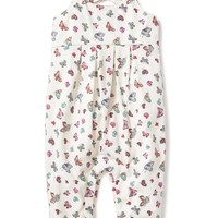 Butterfly-Print Sleeveless One-Piece for Baby | Old Navy
