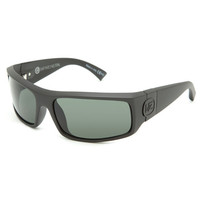 Von Zipper Kickstand Sunglasses Black Satin One Size For Men 19321418001