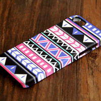 Ethnic Aztec Geometric iPhone 6 Plus 6 5S 5C 5 4 Protective Case 103