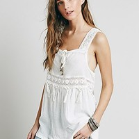 Endless Summer Womens Take Me To The Beach Woven Tunic