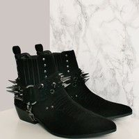 Laso Spike Bootie - New at Gypsy Warrior
