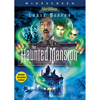 The Haunted Mansion DVD - Widescreen