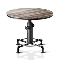 Coyler Industrial Counter Height Table