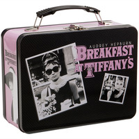Audrey Hepburn Large Tin Lunchbox Lunch Box at AllPosters.com