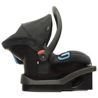 phil&teds® Alpha Infant Car Seat with LATCH base