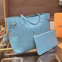 Louis Vuitton LV Hot Selling Two-Piece Bags Fashion Ladies Shoulder Bags Handbags Shopping Bags 3