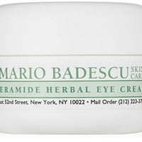 Mario Badescu Ceramide Herbal Eye Cream, 0.5 oz.