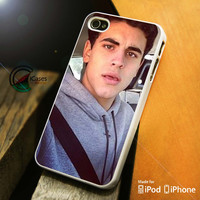 Jack Gilinsky Style iPhone 4 5 5c 6 Plus Case, Samsung Galaxy S3 S4 S5 Note 3 4 Case, iPod 4 5 Case, HtC One M7 M8 and Nexus Case