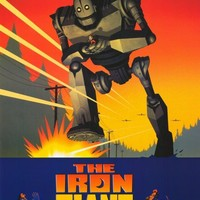 The Iron Giant 27x40 Movie Poster (1999)