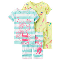 Carter's Girls Pajama Pants-Toddler - JCPenney