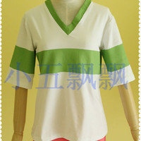 Spirited Away Chihiro Ogino Sen cosplay costume custom any size