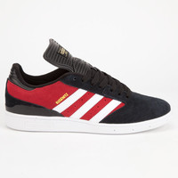 Adidas Busenitz Mens Shoes Black/Red  In Sizes