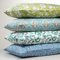 Cool Color Printed Pillowcases