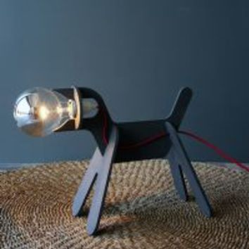 Edison The Dog Lamp