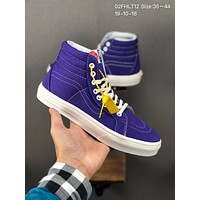 Vans SK8-Hi cheap mens and womens Fashion Canvas Flats Sneakers Sport Shoes
