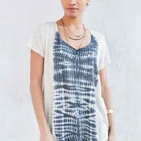 Project Social T Supernatural Tie-Dye Tunic Top