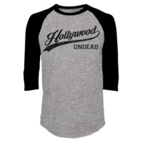 Hollywood Undead Raglan