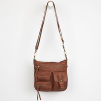 T-Shirt & Jeans Dionne Crossbody Bag Cognac One Size For Women 23249340901
