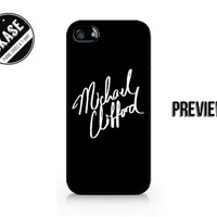 Michael Clifford - Mike - 5SOS - 5 Seconds of Summer - Available for iPhone 4 / 4S / 5 / 5C / 5S / Galaxy S3 / S4 / S5 - 617