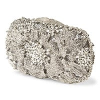 Crystal Floral Clutch - New Arrivals - T.J.Maxx