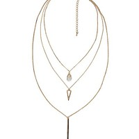 BKE Charm Necklace