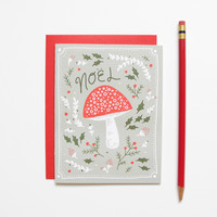 Yuletide Forest Holiday Card