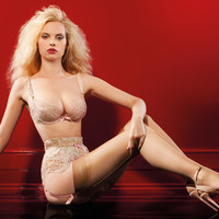 Glamorously Gothic SS13 Collection ¦ Soirée ¦ The Premium Lingerie Collection from Agent Provocateur