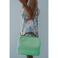 Own It Purse: Mint Green
