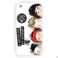 Second Of Summer Funny 5Sos Collage For iPhone 5 / 5S / 5C Case