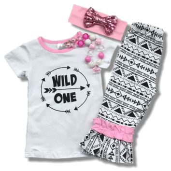 """""""Wild One"""" Aztec Arrow Outfit"""