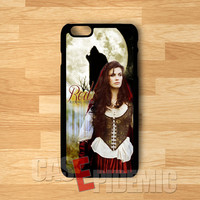 Red riding hood once upon a time -s5tl for iPhone 6s   iPhone 5s   iPhone 6   iPhone 4S