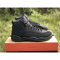 Air Jordan 12 WNTR Tranier Sports Sneakers Boots Size8-13 With Box