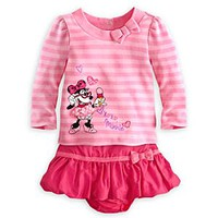 Minnie Mouse Skirt Set for Baby | Disney Store